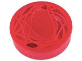 Kontaktní čočky - Kazetka s ornamentem - červená