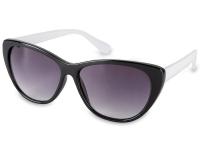 Kontaktní čočky - Sluneční brýle OutWear - Black/White