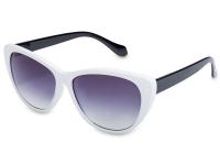 Kontaktní čočky - Sluneční brýle OutWear - White/Black