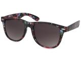 Kontaktní čočky - Sluneční brýle SunnyShade - Black
