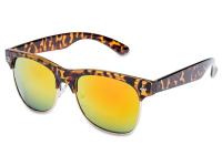Kontaktní čočky - Sluneční brýle TigerStyle - Yellow