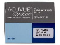 Acuvue Oasys (24 čoček)