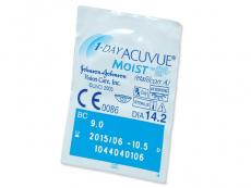 1 Day Acuvue Moist (180čoček)