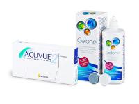 Kontaktní čočky - Acuvue 2 (6 čoček)