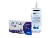 Kontaktní čočky - Acuvue Vita (6 čoček)