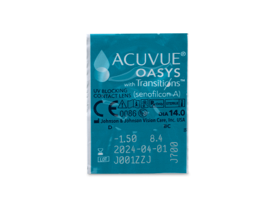 Acuvue Oasys with Transitions (6 čoček)