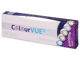 Kontaktní čočky - ColourVue One Day TruBlends Rainbow - nedioptrické