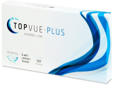 Kontaktní čočky - TopVue Plus