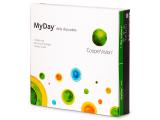 Kontaktní čočky - MyDay daily disposable