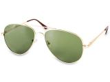Kontaktní čočky - Sluneční brýle Aviator - polarizované