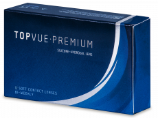 TopVue Premium (12 čoček)