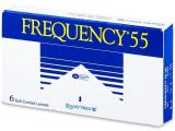 Kontaktní čočky - Frequency 55