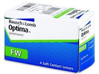 Kontaktní čočky - Optima FW čtvrtletní