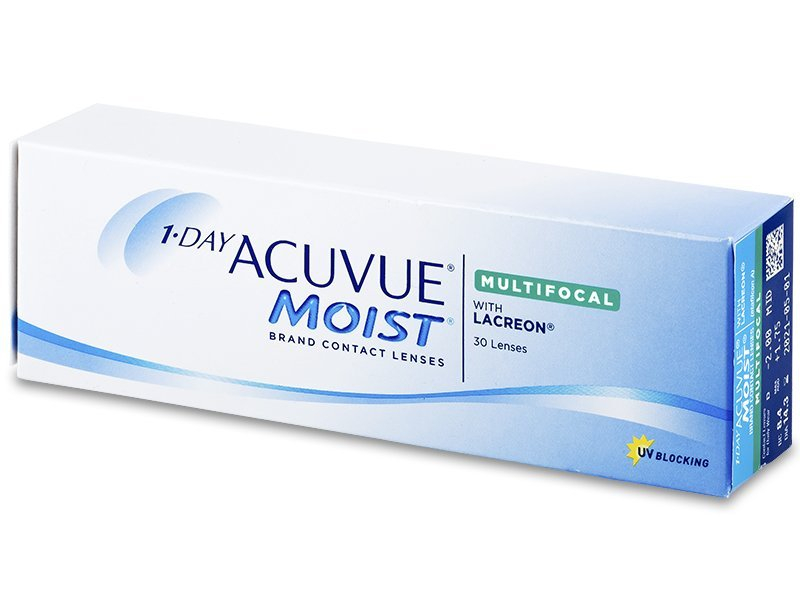 Image of 1 Day Acuvue Moist Multifocal (30 Linsen)
