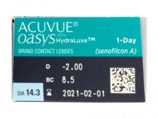 Acuvue Oasys 1-Day (30 čoček)