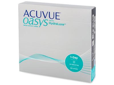 Acuvue Oasys 1-Day (90 čoček)