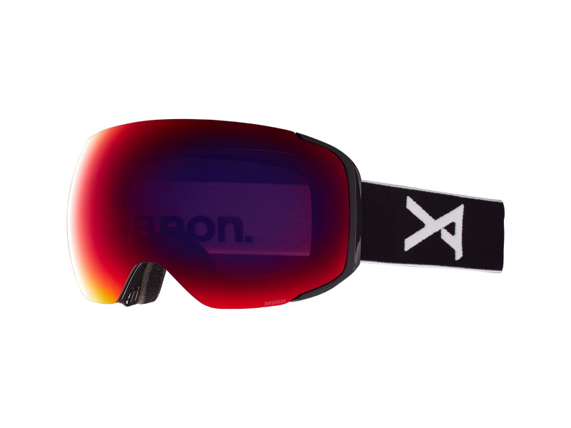 Image of Anon M2 MFI Black/Perceive Sunny Red