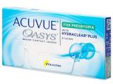Kontaktní čočky - Acuvue Oasys for Presbyopia