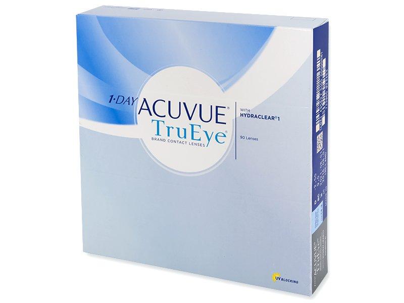 1 Day Acuvue TruEye (90čoček)