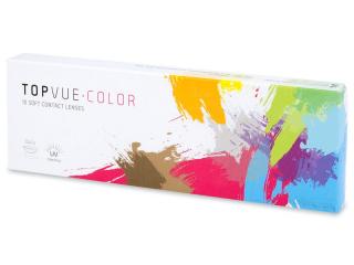 TopVue Color - dioptrické jednodenní (10 čoček) - TopVue
