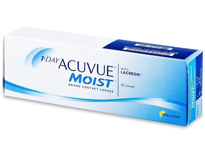 Image of 1 Day Acuvue Moist (30Linsen)
