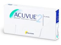Kontaktní čočky - Acuvue 2