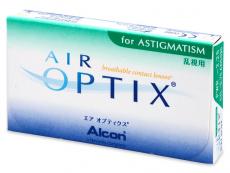 Air Optix for Astigmatism (3čočky)