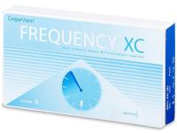 Kontaktní čočky - Frequency XC
