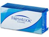 Kontaktní čočky - FreshLook Colors - dioptrické