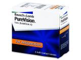 Kontaktní čočky - PureVision Toric