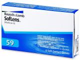 Kontaktní čočky - SofLens 59