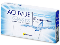 Kontaktní čočky - Acuvue Oasys for Astigmatism