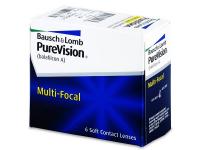 Kontaktní čočky - PureVision Multi-Focal