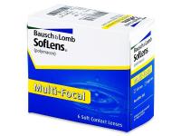 Kontaktní čočky - SofLens Multi-Focal