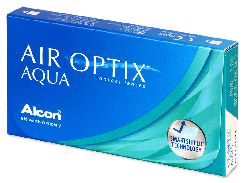 Image of Air Optix Aqua (6Linsen)