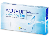 Kontaktní čočky - Acuvue Advance PLUS