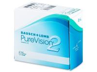 Kontaktní čočky - PureVision 2