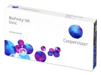 Kontaktní čočky - Biofinity XR Toric